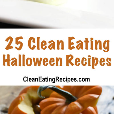 25 Clean Eating Halloween Recipes Just for the Fun of It!