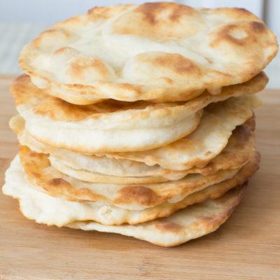 Easy Clean Eating Fry Bread Recipe