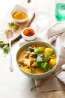 Easy Clean Eating Chicken Curry Recipe